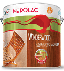 Wonderwood Clear Lacquer